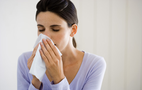 Blow Your Nose Often in the Right Way in common cold
